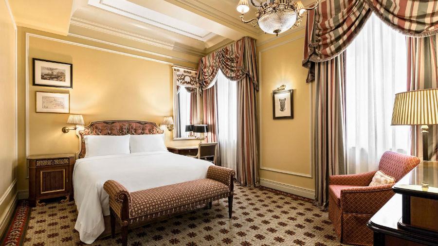 Hotel Grande Bretagne - Atene: suite