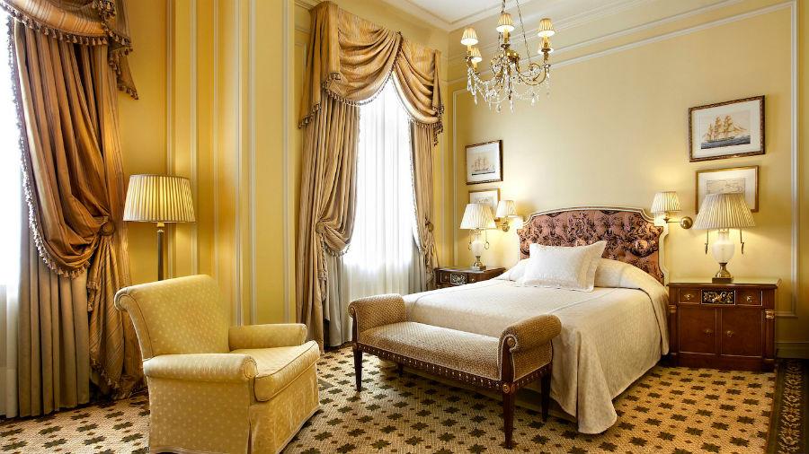 Hotel Grande Bretagne - Atene: suiteHotel Grande Bretagne - Atene: suite