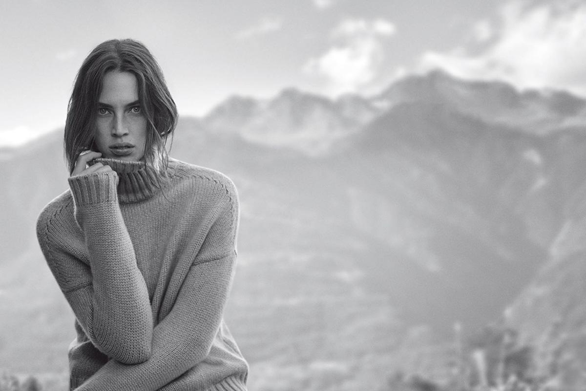 Loro Piana - collezione in lana FW 2018