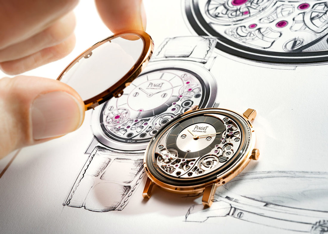 Altiplano Piaget Ultimate Automatic 910P.