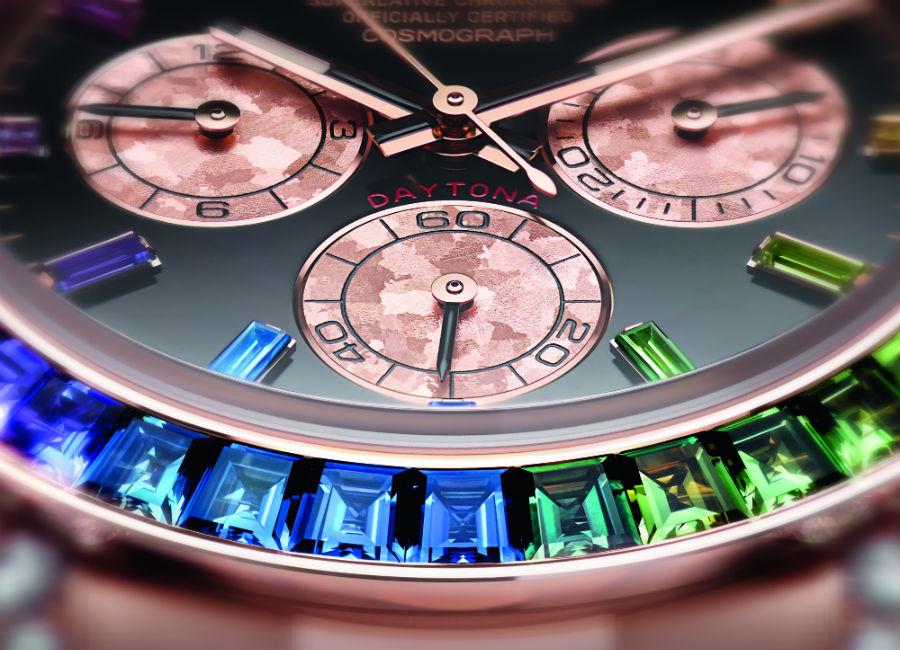 Cronografo ROLEX - OYSTER PERPETUAL - COSMOGRAPH DAYTONA - Calibro 4130, Manifattura Rolex- Movimento cronografo meccanico con ruota a colonne e innesto verticale• Carica automatica bidirezionale con rotore Perpetual.