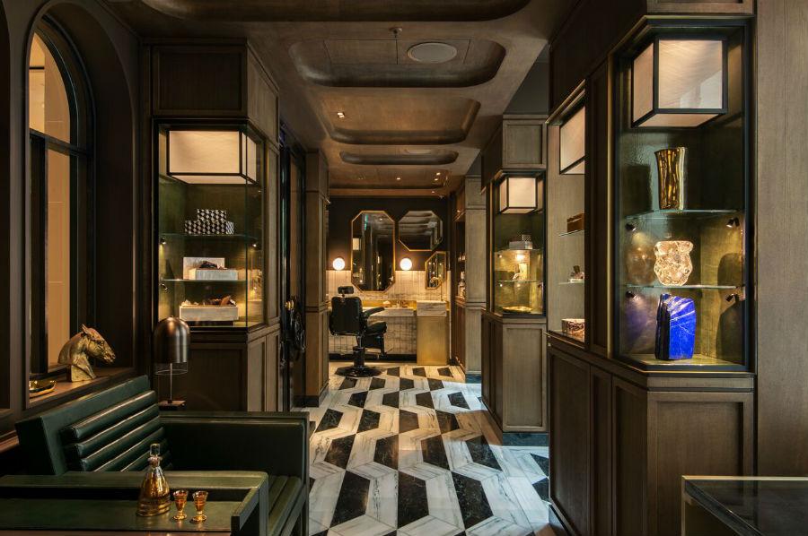 L'Hotel de Crillon, A Rosewood Hotel: ambiente interno