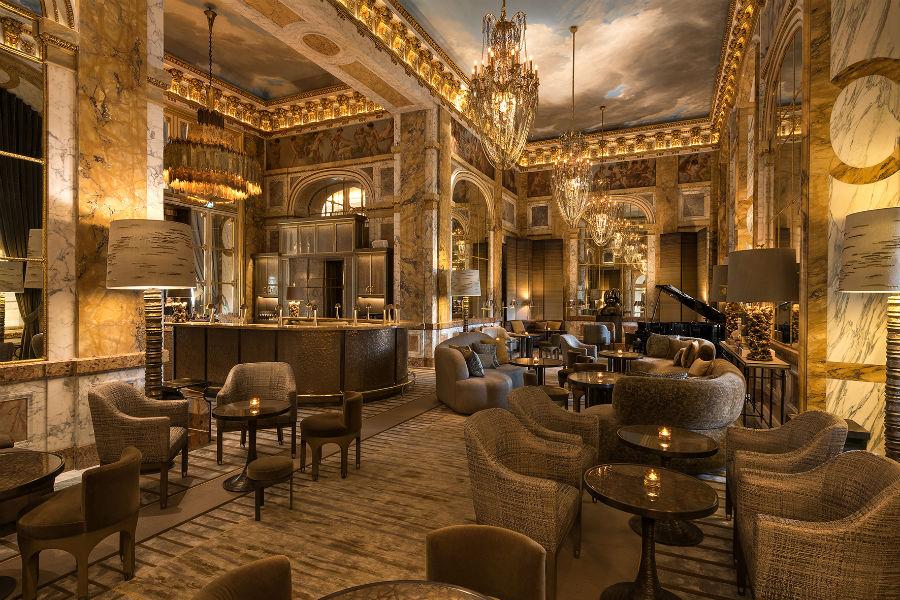 L'Hotel de Crillon, A Rosewood Hotel: les ambassadeurs bar