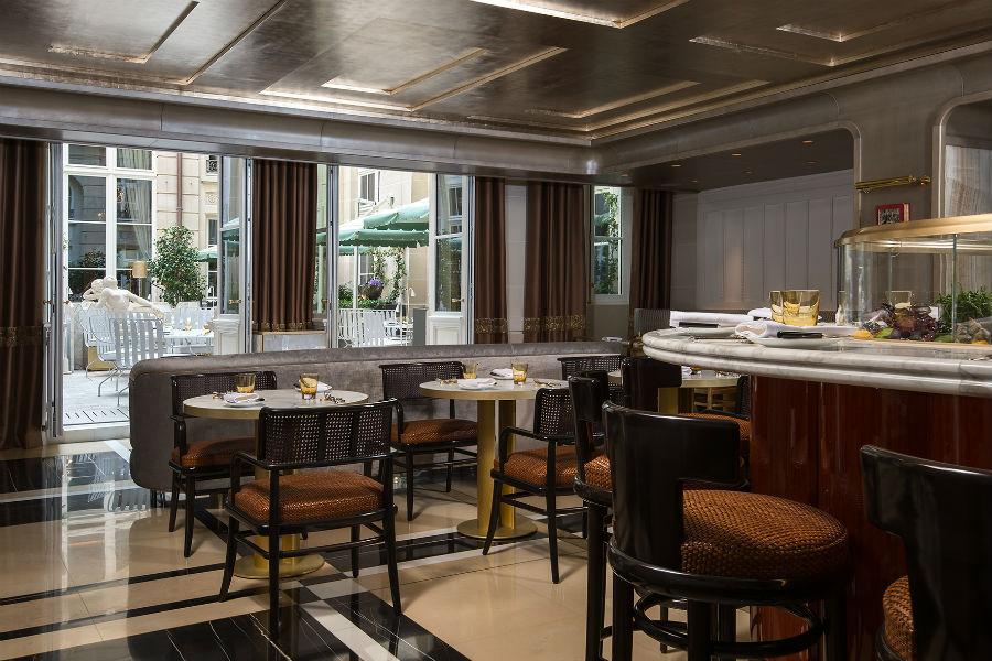 L'Hotel de Crillon, A Rosewood Hotel: brasserie