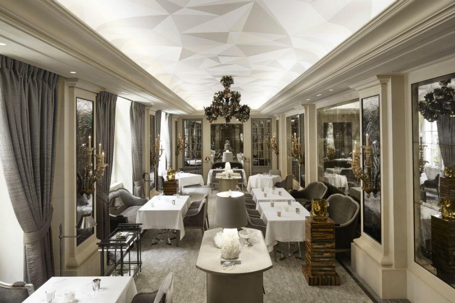 L'Hotel de Crillon, A Rosewood Hotel: ristorante