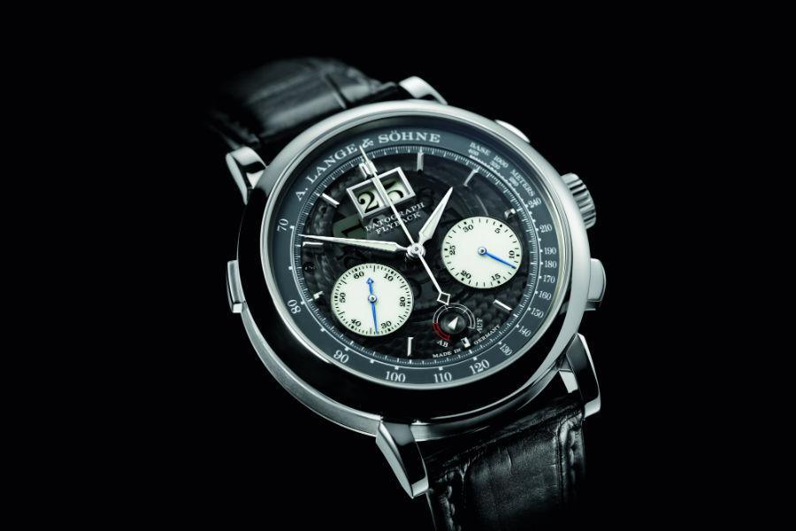 A. Lange & Söhne – Il nuovo orologio DATOGRAPH UP/DOWN «Lumen» Ref. 405.034 appena presentato a Milano il 24 Ottobre 2018 - Edizione limitata a 200 esemplari.