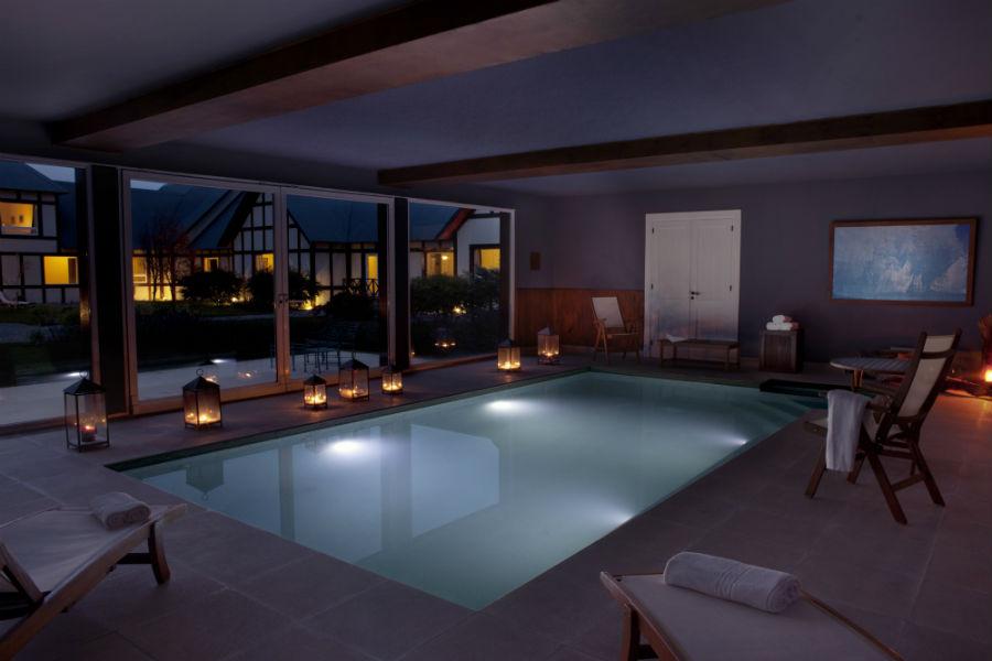 Relais & Chateaux - il resort Eolo per scoprire la Patagonia: nell'immagine la piscina