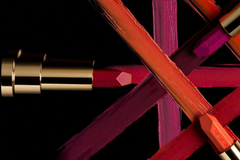 Diverse tonalità del nuovo rossetto Sisley Le Phyto Rouge