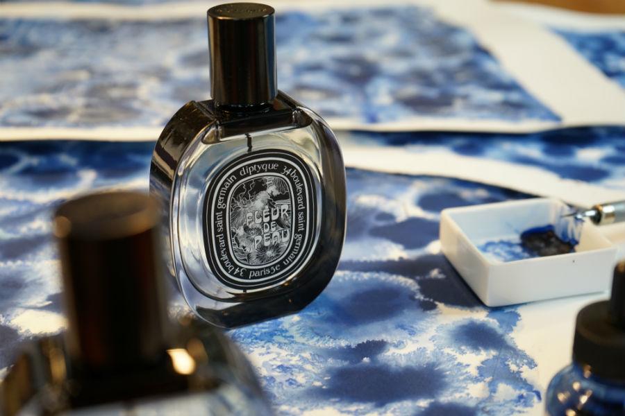 il nuovo profumo Diptyque Fleur de Peau - Courtesy Diptyque