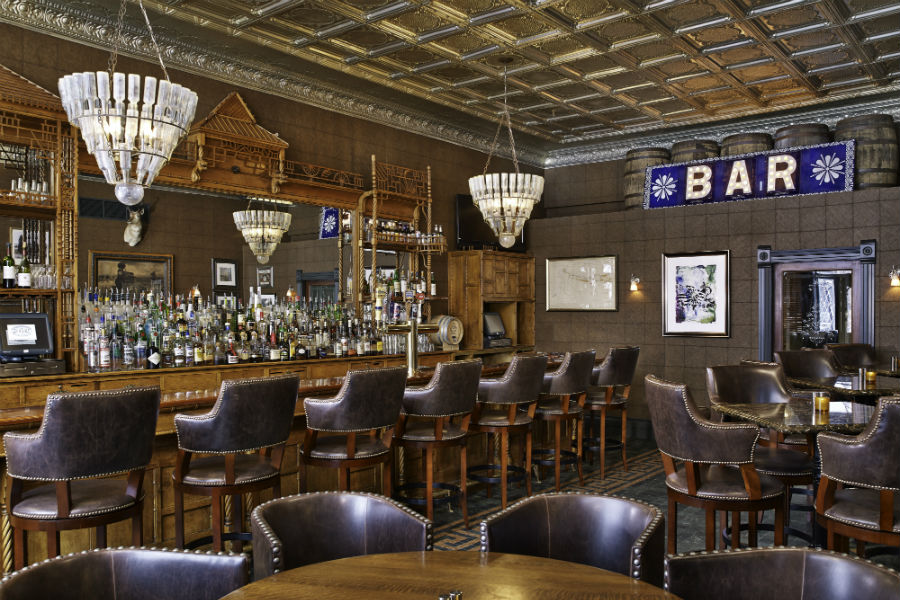 Hotel Jerome - Aspen: il J-Bar