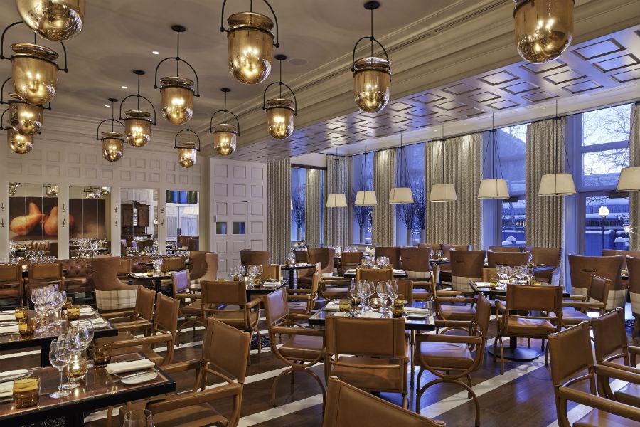 Hotel Jerome - Aspen: il prospect Restaurant
