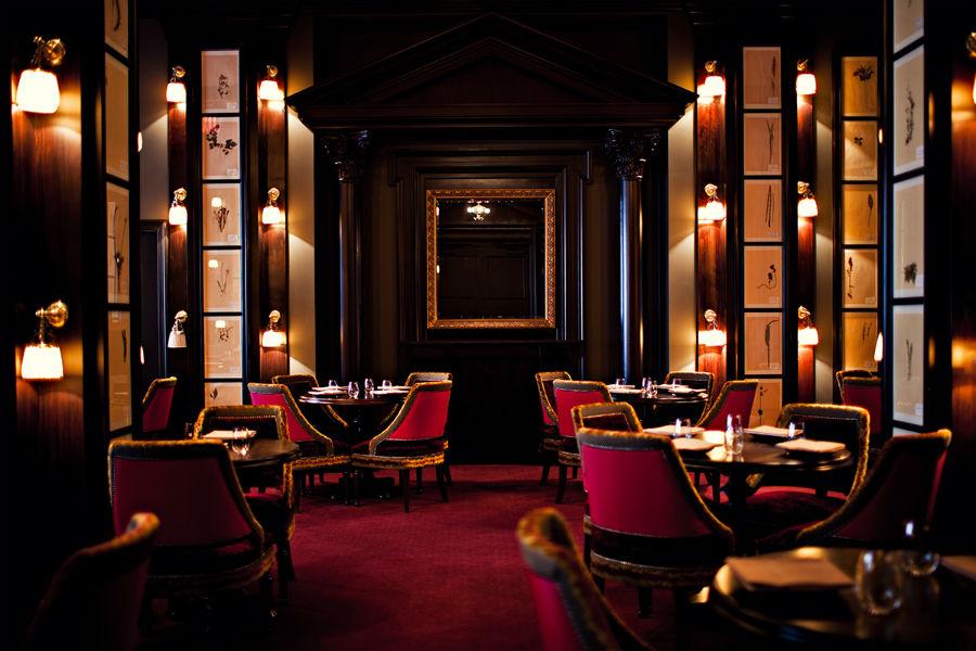 Il Parlour del NoMad Hotel di New York (Credit Benoit Linero)