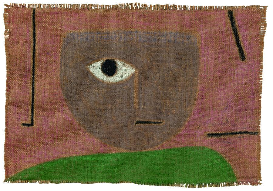 L'occhio @Image archive Zentrum Paul Klee