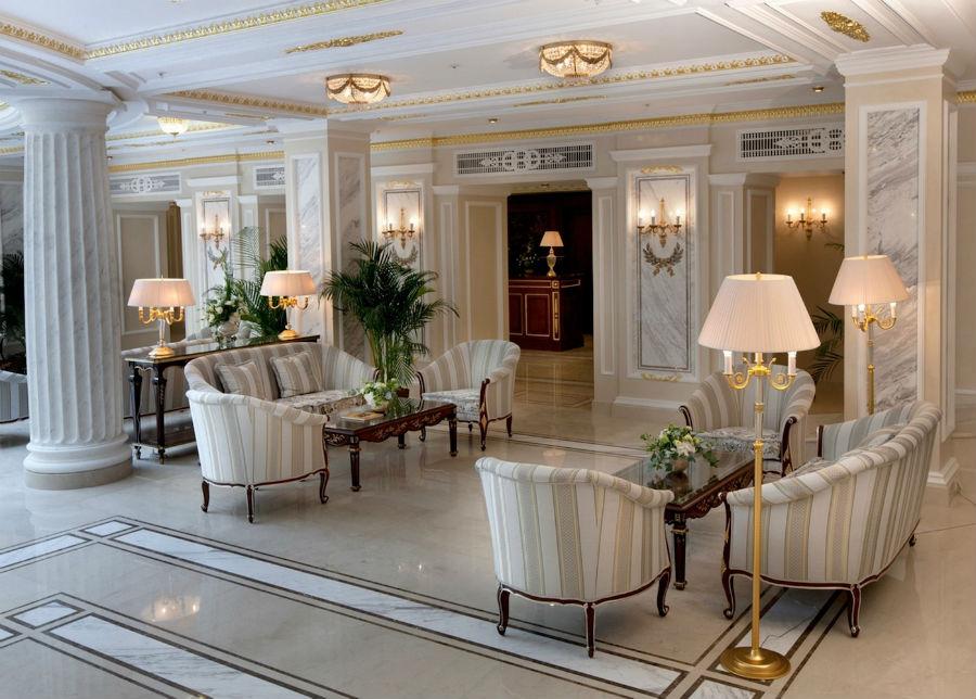 State Hermitage Museum Official Hotel, tra eccellenza e tradizione a San Pietroburgo: il soggiorno della Lobby