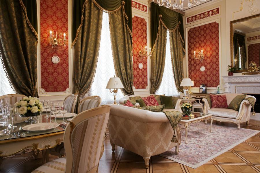State Hermitage Museum Official Hotel, tra eccellenza e tradizione a San Pietroburgo: il soggiorno della Presidential Suite