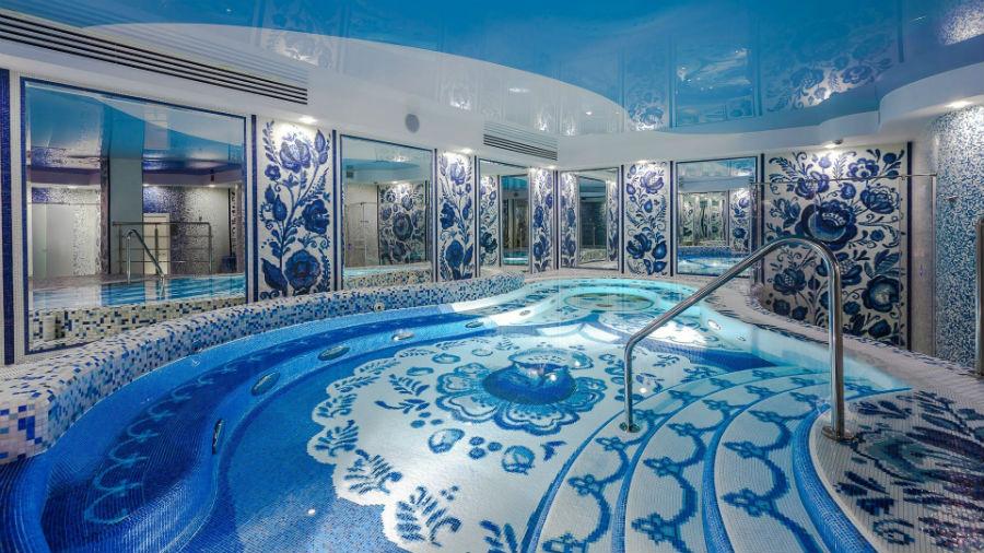 State Hermitage Museum Official Hotel, tra eccellenza e tradizione a San Pietroburgo: la piscina