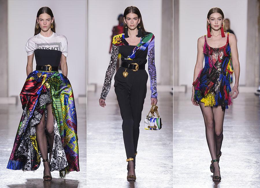 Abiti da sera: le proposte di Versace