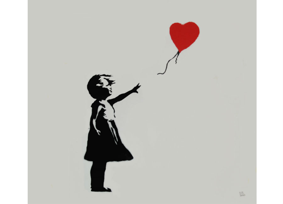 Banksy in mostra al MUDEC di Milano: Autore: Banksy - 