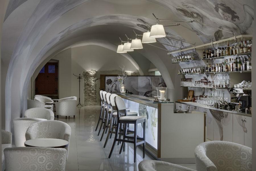 Chateau Herálec - luxury hotel - Repubblica Ceca: nell'immagine il ristorante dell'hotel - Credits Chateau Herálec