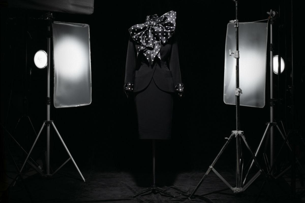 un abito di Gianfranco Ferré