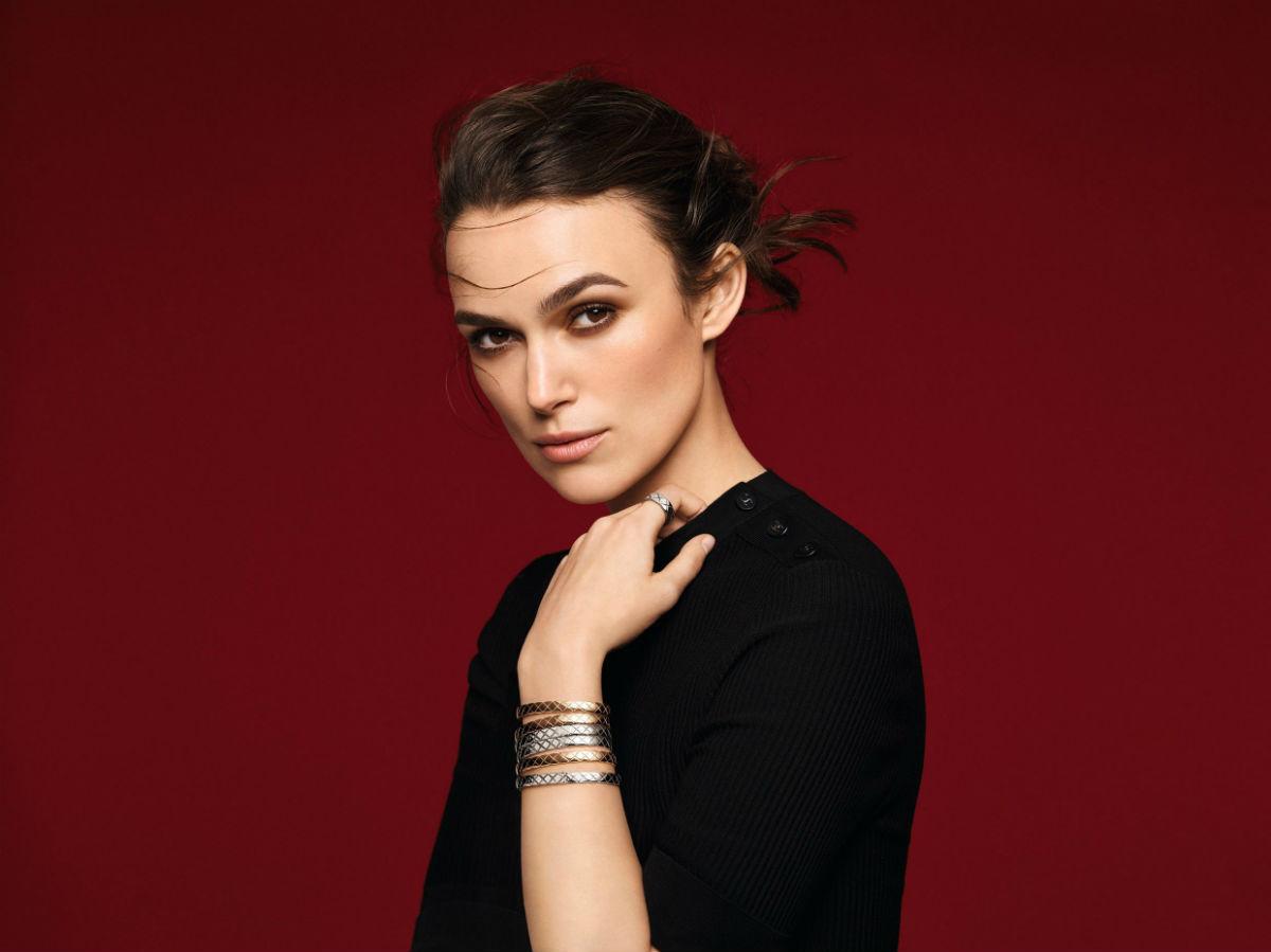 Gioielli Chanel – Fine Jewelry – Coco Crush : gioielli indossati da Keira Knightley