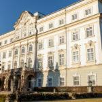 Nell'Hotel Schloss Leopoldskron di Salisburgo charm e comfort si fondono