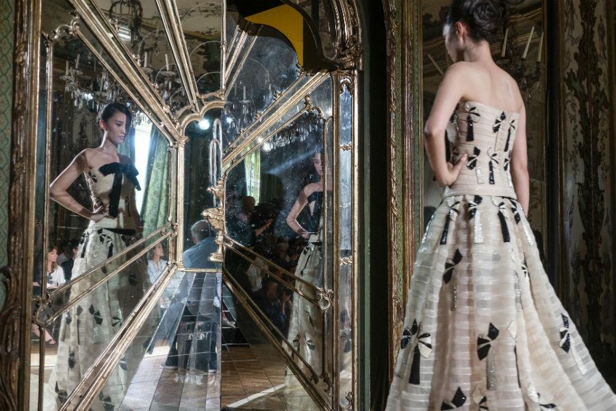 Il lusso nella moda: Armani Privé - FW 2018-2019