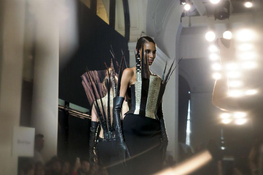 Il lusso nella moda: Jean Paul Gautier - Haute Couture FW 2018-2019