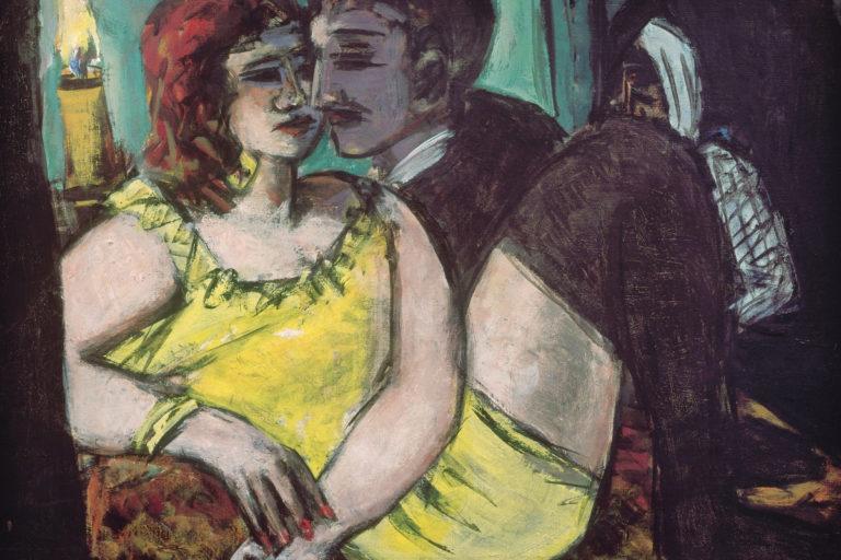 In copertina: Max Beckmann - Gli amanti (verde e giallo) 1940-1943, olio su tela60 x 80 cmMuseum Ludwig, Köln/Legat Lilly von Schnitzler- Mallinckrodt, Ankauf 1957 © 2018, ProLitteris, Zurich