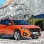 Al Cortina Fashion Weekend occhi puntati sulla Nuova Audi Q3