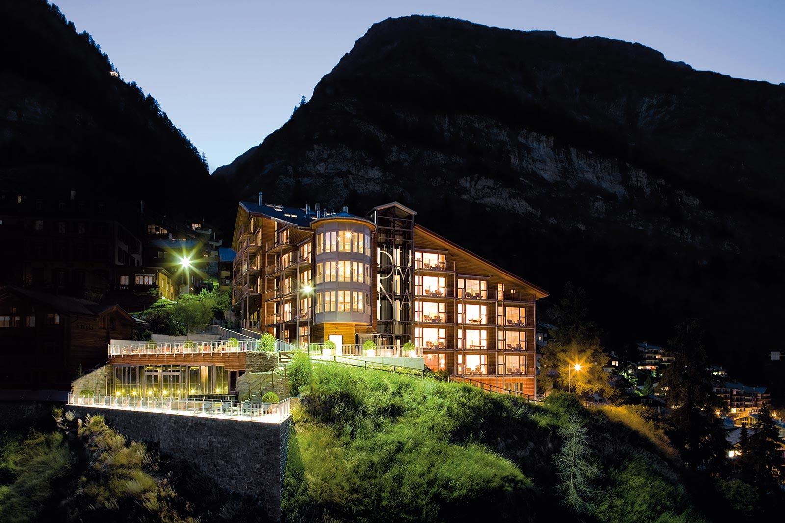 The Omnia Hotel a Zermatt