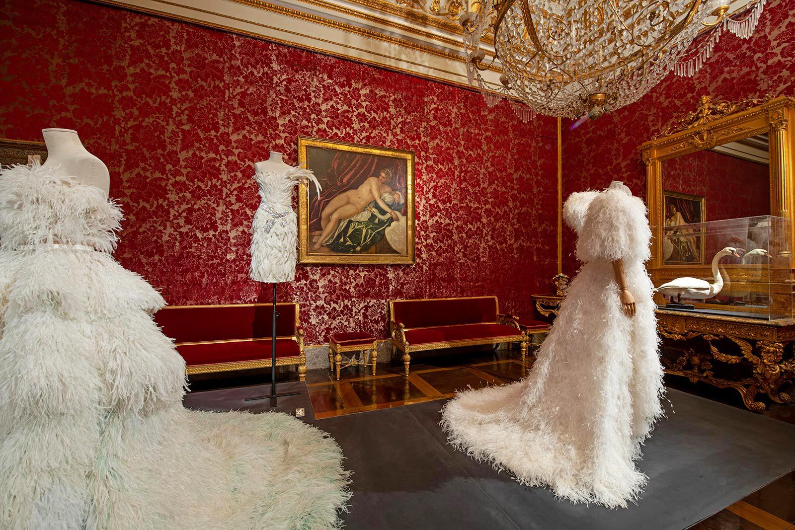 Animalia Fashion Palazzo Pitti Firenze-Antonio Quattrone
