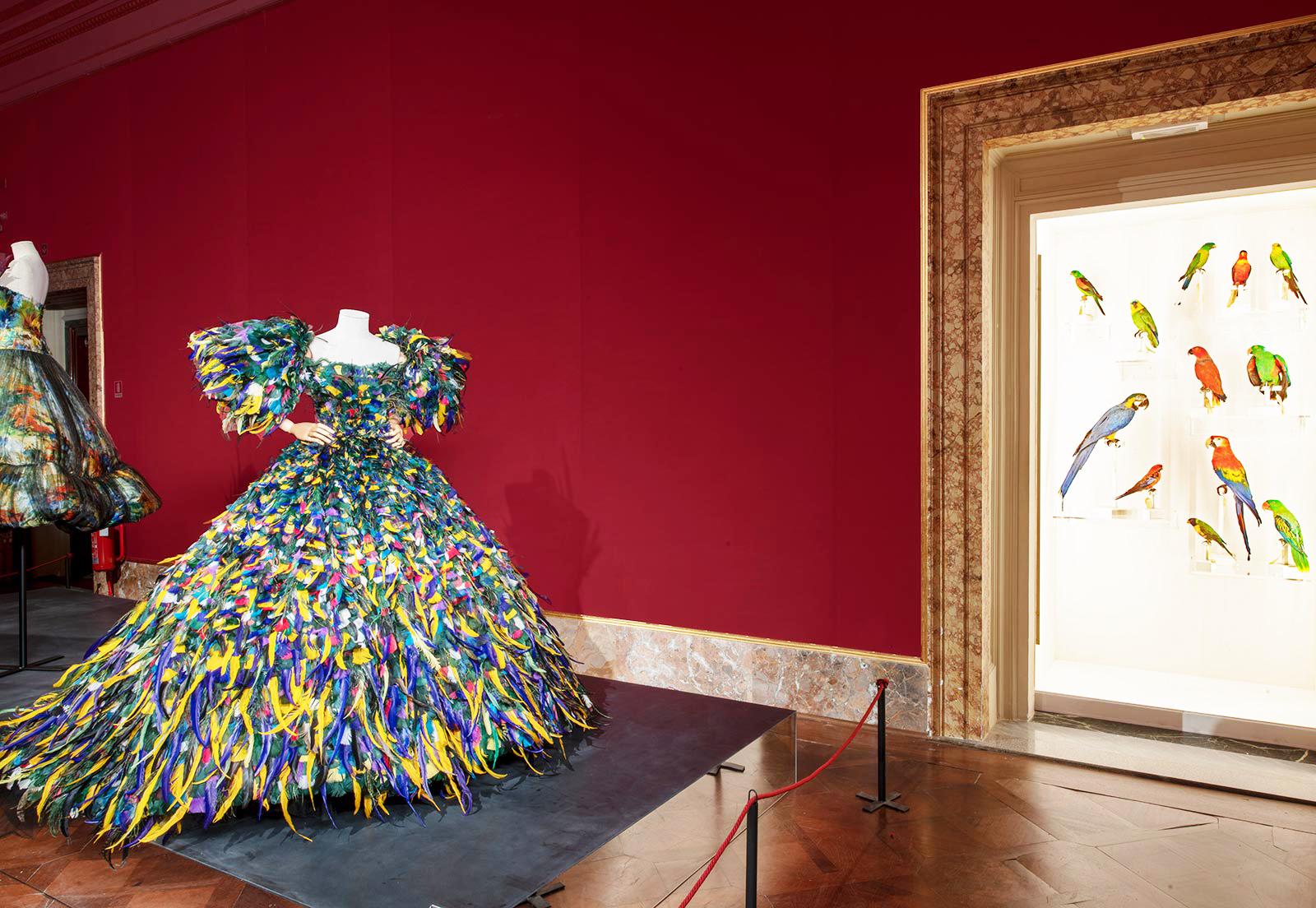 Animalia Fashion Palazzo Pitti Firenze