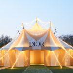 Dior: l'intimo universo poetico del circo