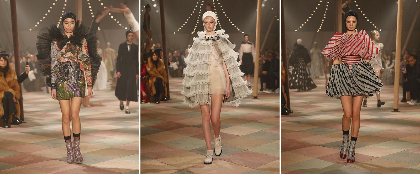 Circo Haute Couture Dior Spring-Summer 2019