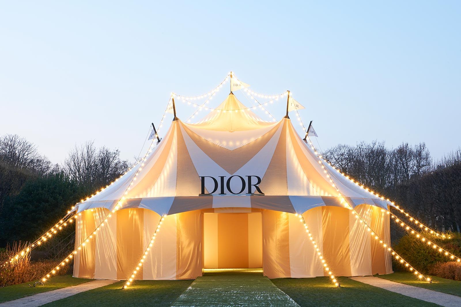 Circo Haute Couture Dior