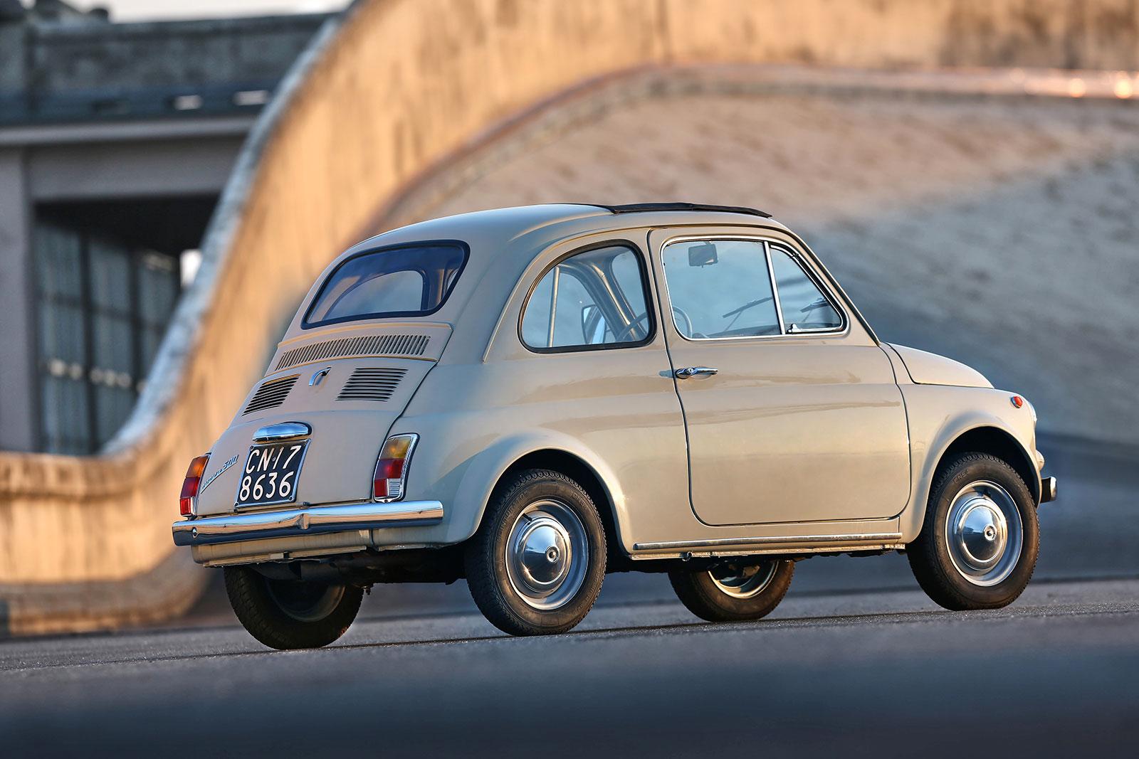 Fiat 500 serie F 3