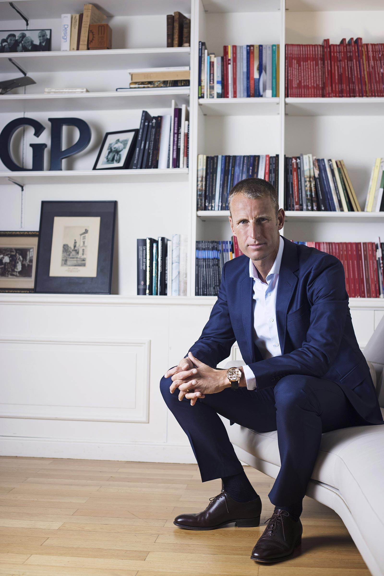 Girard-Perregaux Patrick Pruniaux CEO