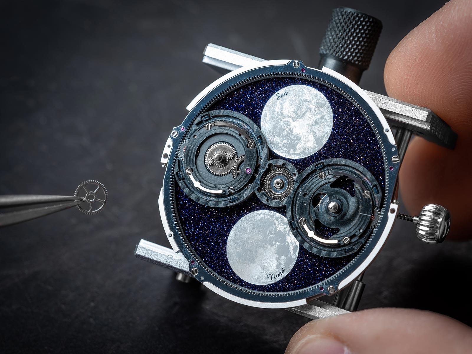 Hermès – Arceau l'Heure del la Lune