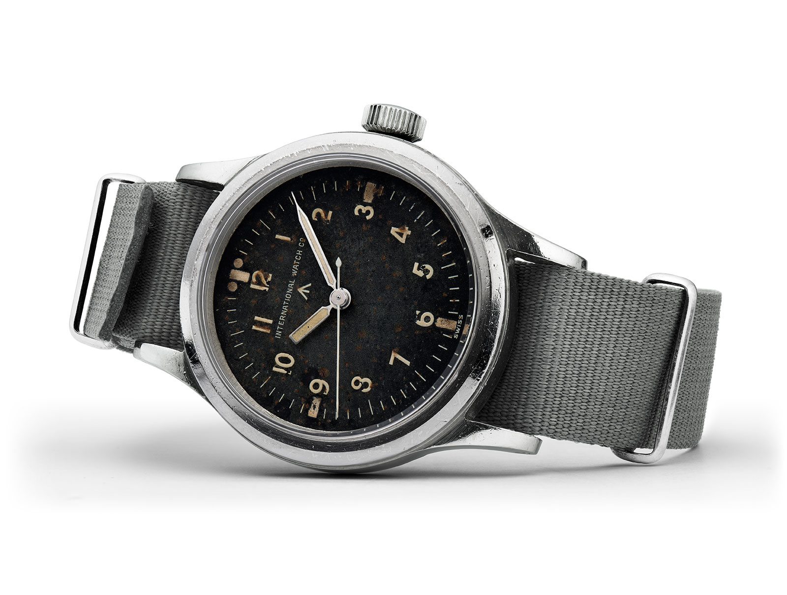 IWC Pilot Watch Mark11 The-Ducker