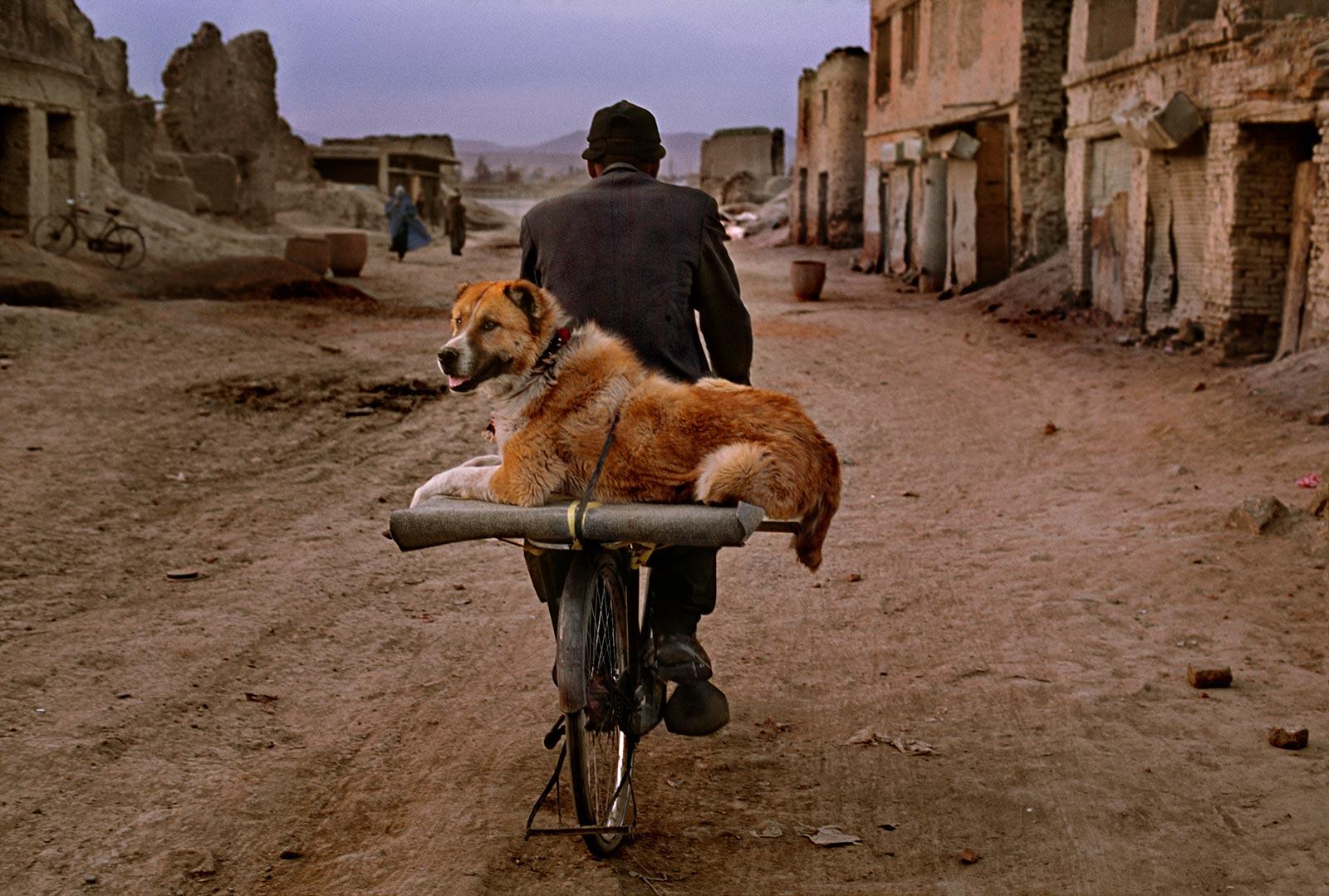 Steve McCurry - Kabul Afghanistan