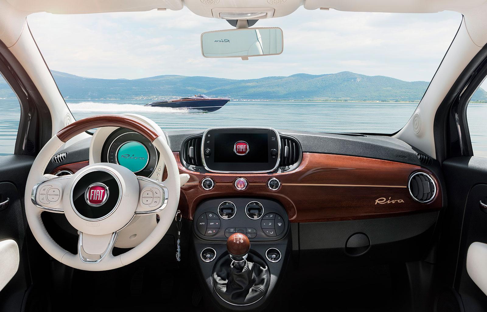 La Fiat 500 Riva