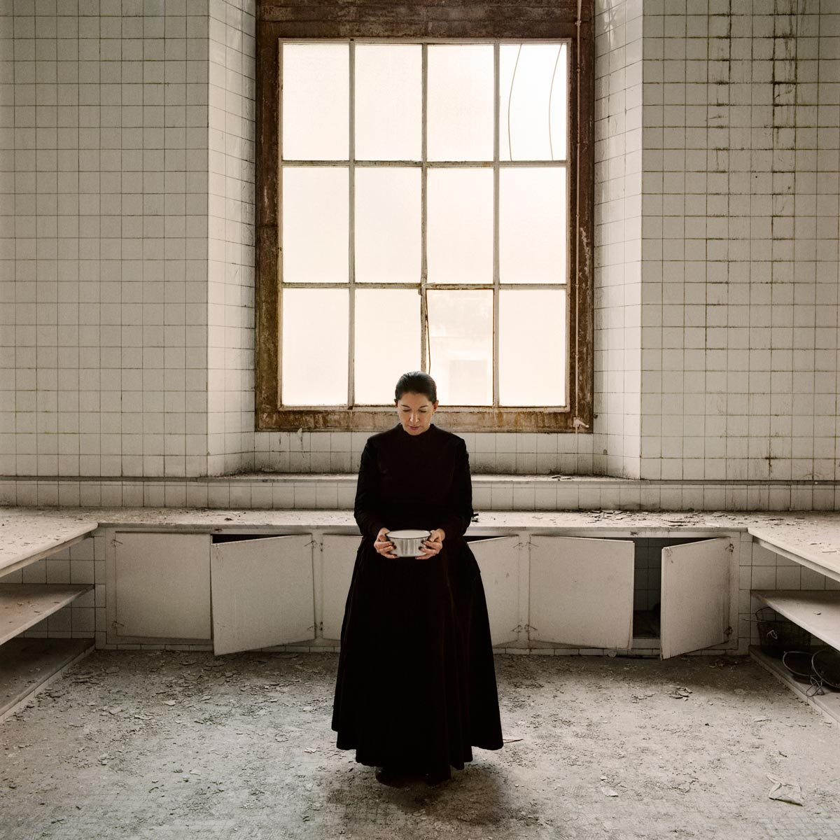 Marina Abramovic The Kitchen V