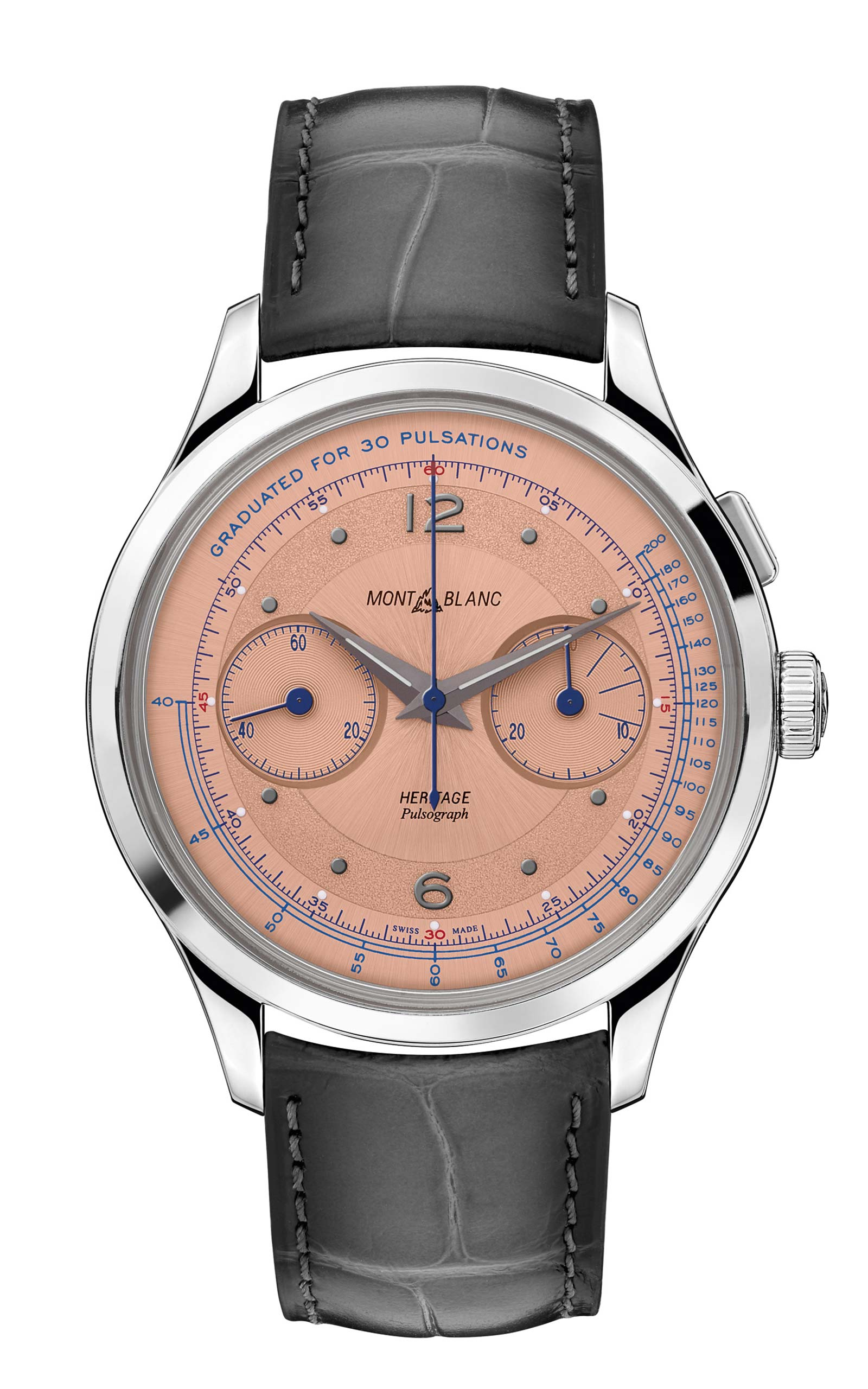 Montblanc-Heritage-Pulsograph Limited Edition