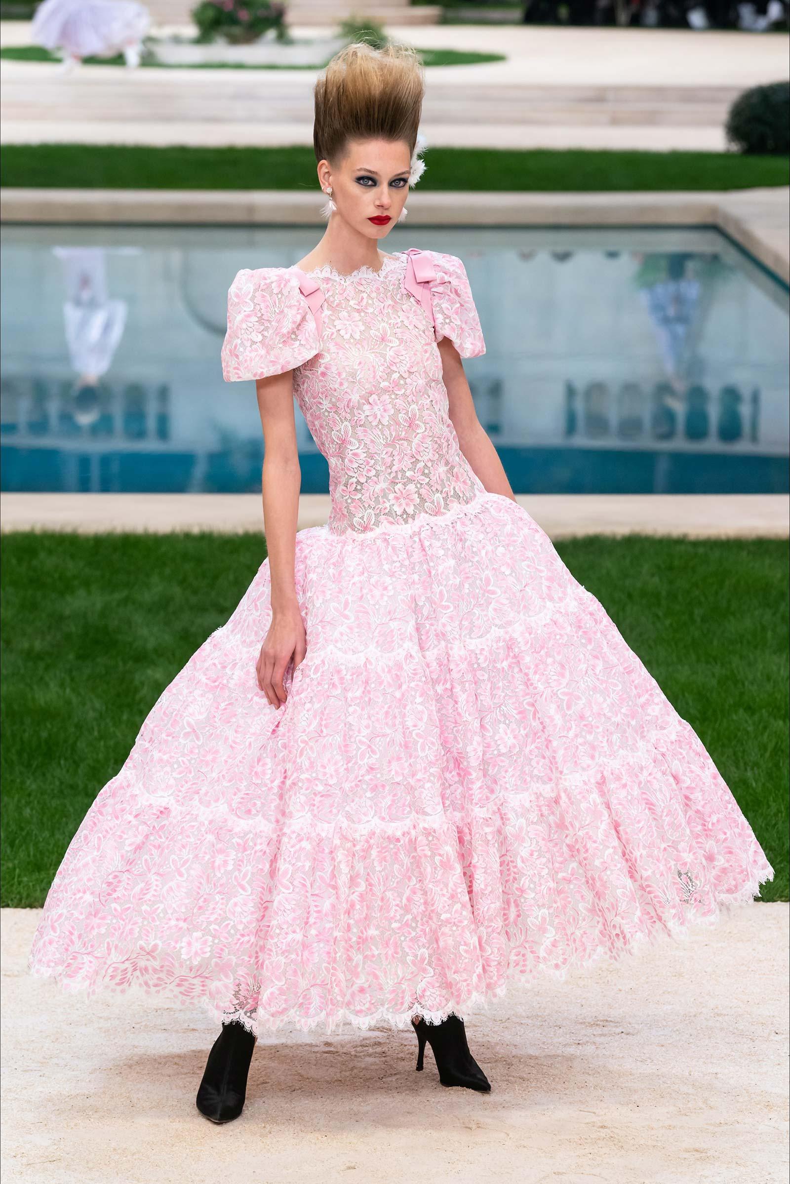 Chanel - Paris Haute Couture Spring Summer 2019