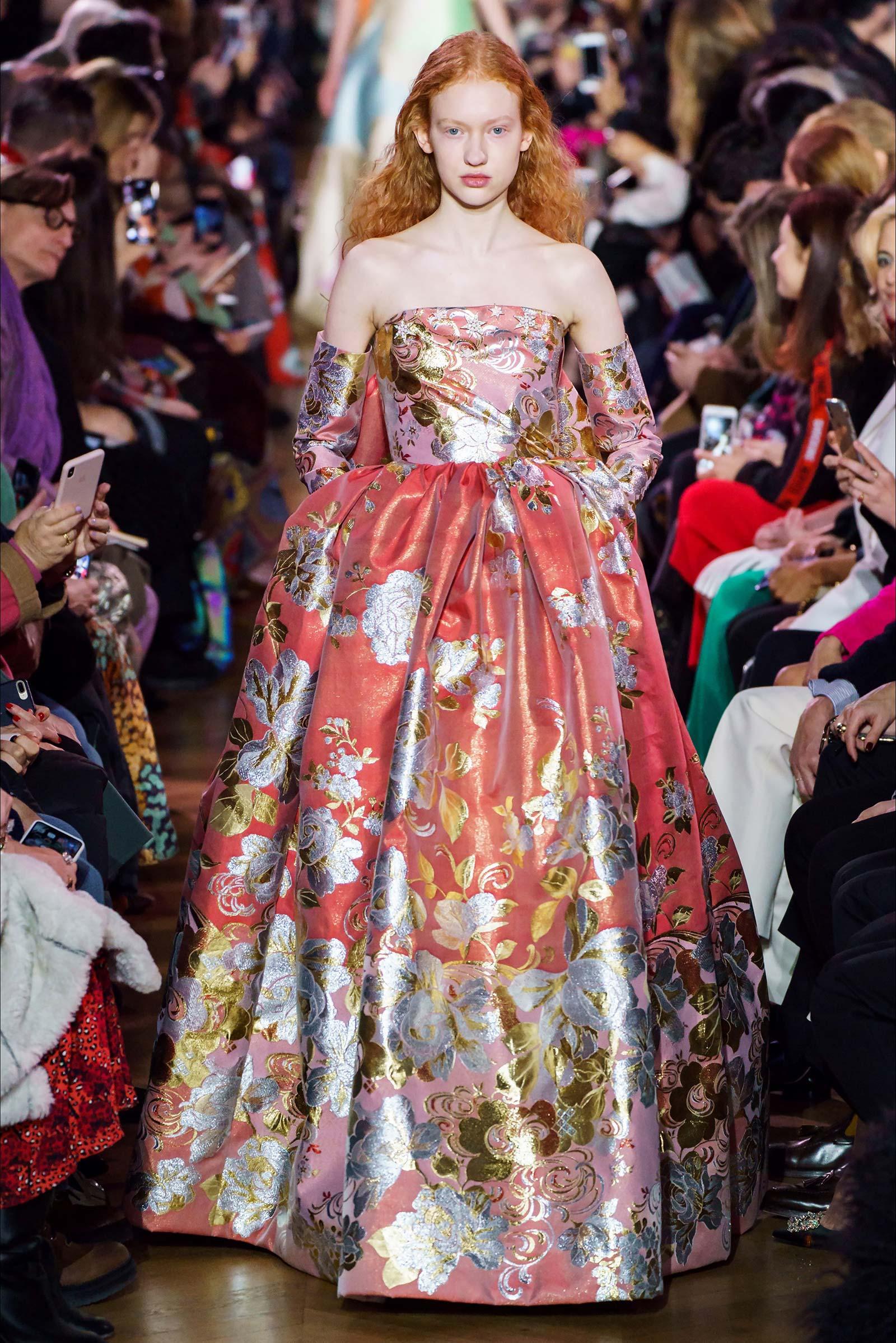 Elsa Schiaparelli - Paris Haute Couture Spring Summer 2019