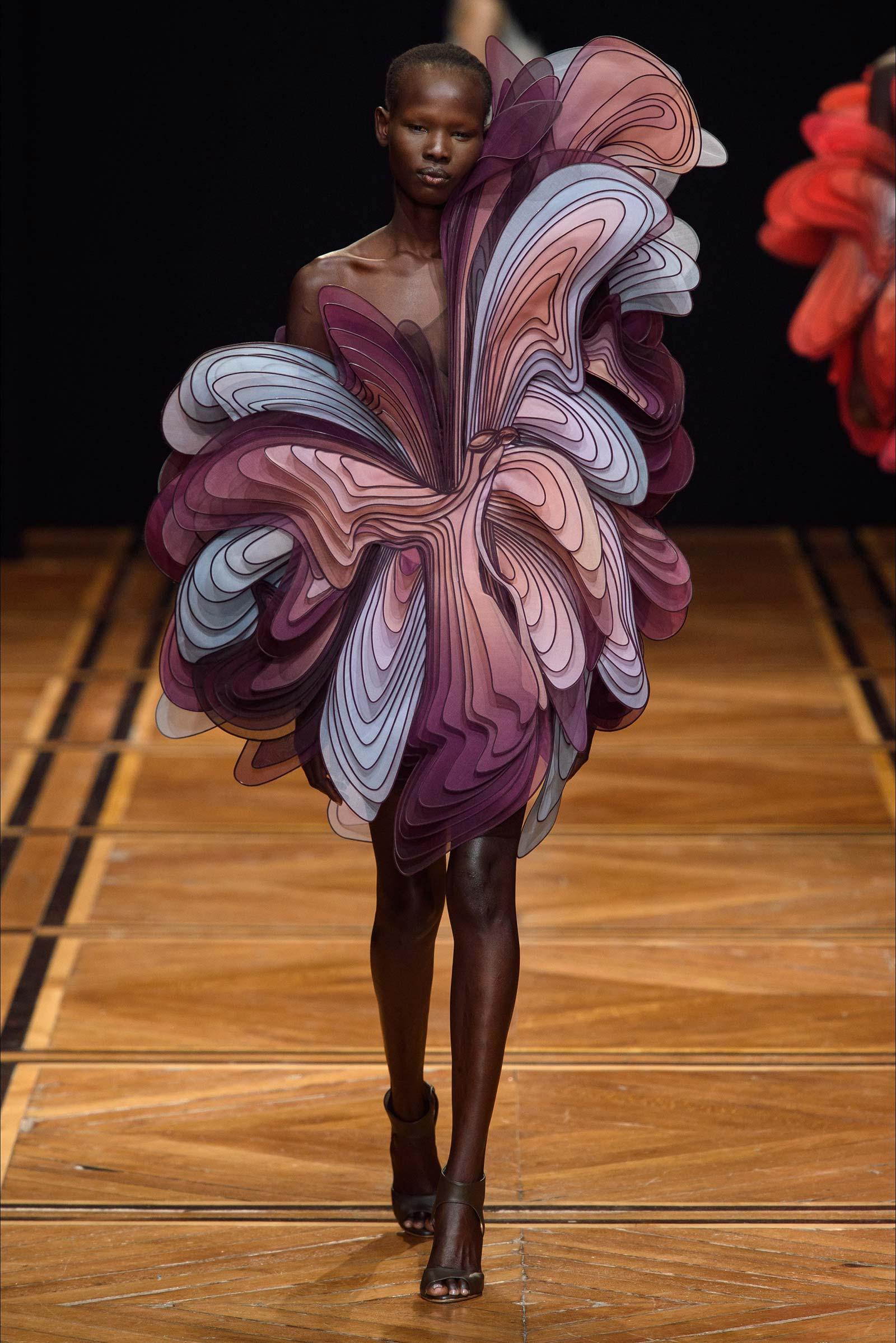 Iris Van Herpen - Paris Haute Couture Spring Summer 2019