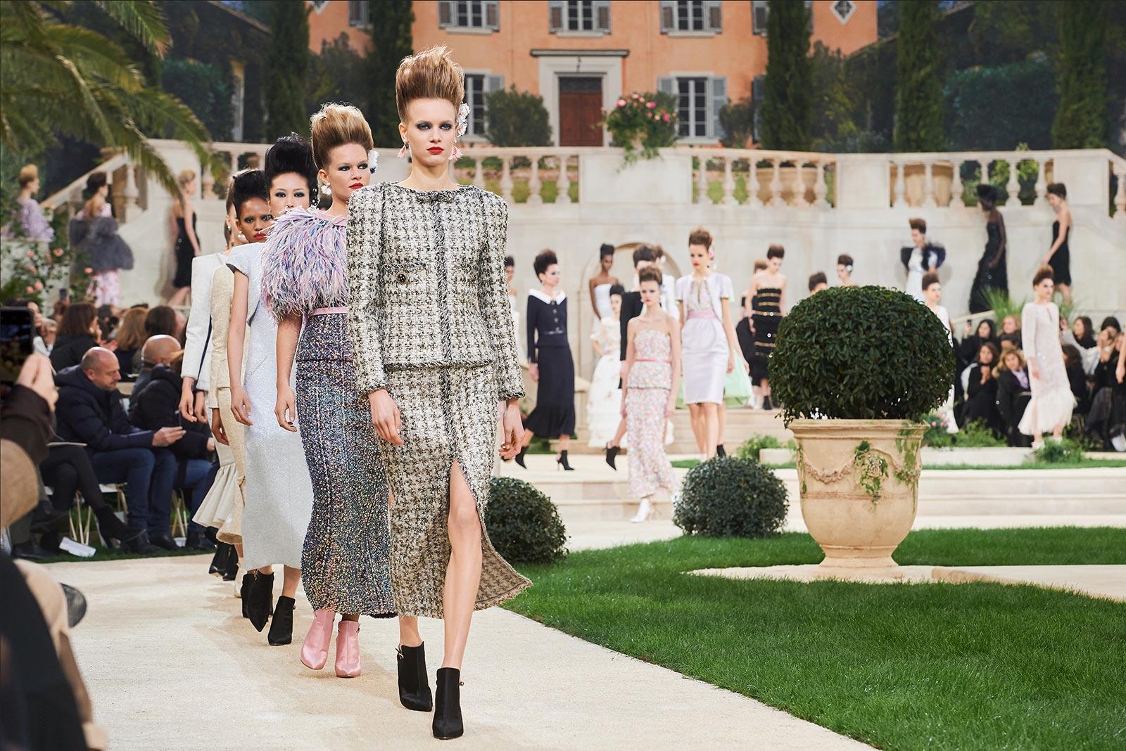 Paris Haute Couture 2019