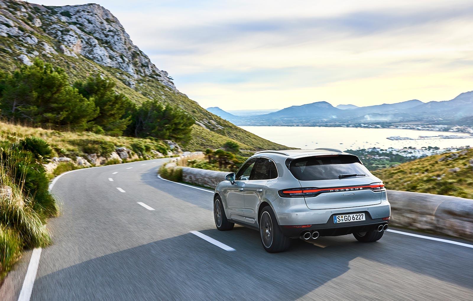 Porsche Macan S - The Ducker