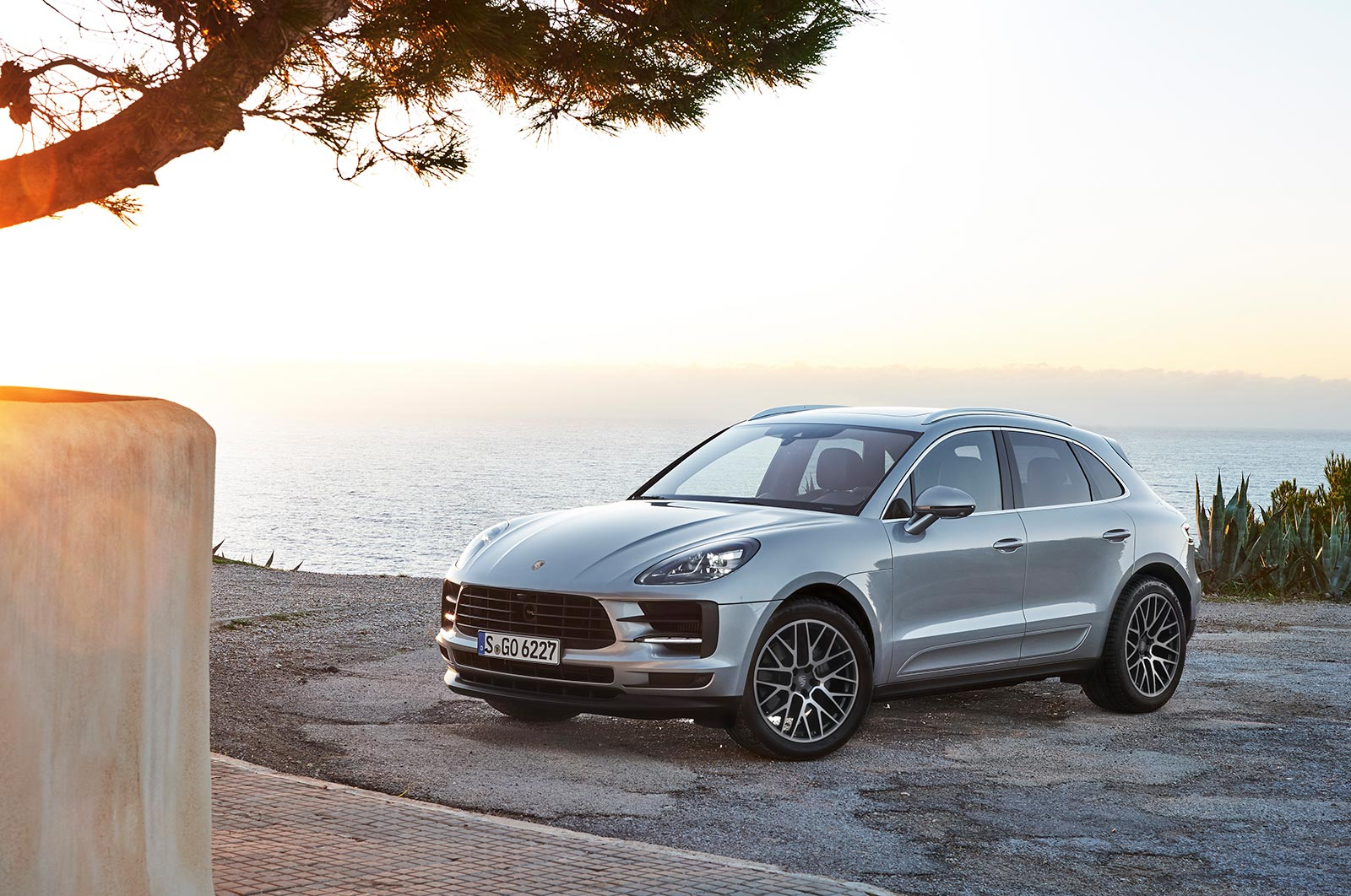 Porsche Macan S - The Ducker